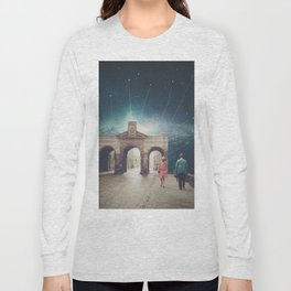 We met as Time Travellers Long Sleeve T-shirt