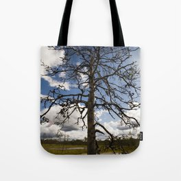 Withered Tree Tote Bag