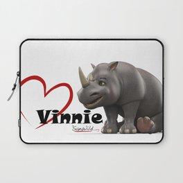 Love Vinnie  Laptop Sleeve