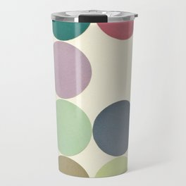 Circles I Travel Mug