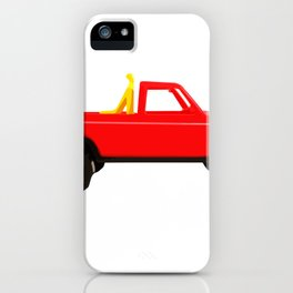 Jump the Hump iPhone Case