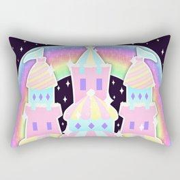 Dream Castle Rectangular Pillow