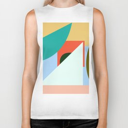 IN AND OUT no.1 Biker Tank