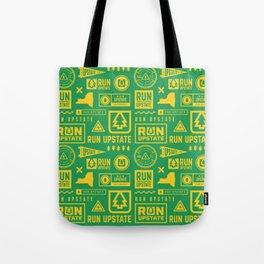 Run Upstate Tote Bag