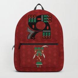 Visions Of Hopi Backpack