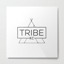 TRIBE Metal Print