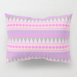 Pink Strips Pillow Sham
