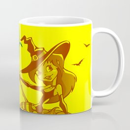 Sassy Little Witch Coffee Mug