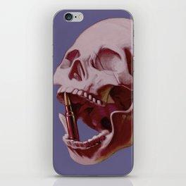 Bite the Bullet iPhone Skin