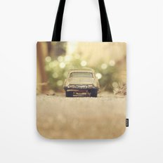 Julians Journey 3 Tote Bag
