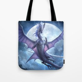 White Dragon v2 Tote Bag