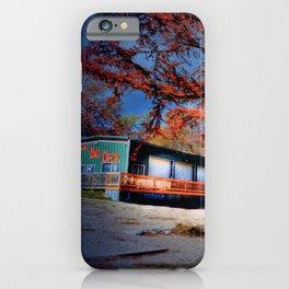 Bubba's Big Deck iPhone Case