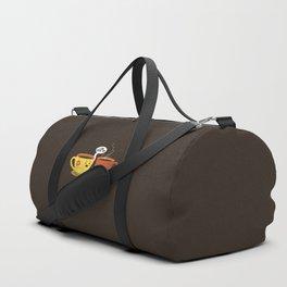 I Love Coffee Too Duffle Bag