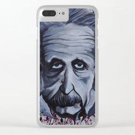 Relativity Clear iPhone Case