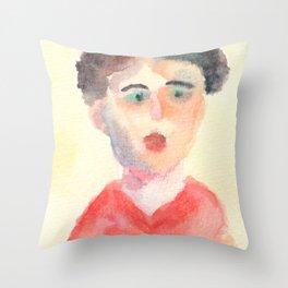 Teacher of the year Throw Pillow