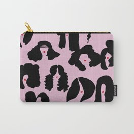 Girls Lilac Carry-All Pouch