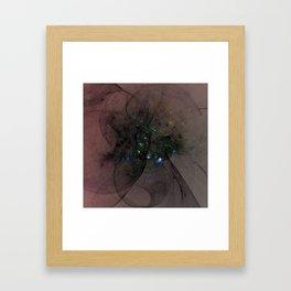 Antisocial Framed Art Print