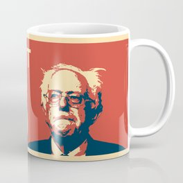 Hindsight is 2020 Bernie Sanders Coffee Mug