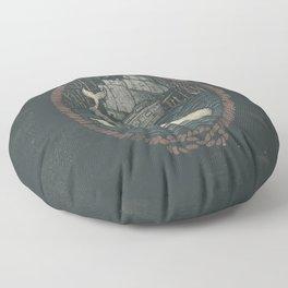 Deep Floor Pillow