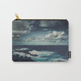 Wild Atlantic Ocean Madeira Carry-All Pouch