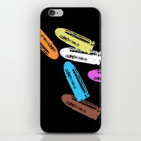 reservoir dogs iPhone & iPod Skins featuring Reservoir Dogs by Brian Walker