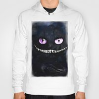 cheshire Hoodies featuring CHESHIRE by Julien Kaltnecker