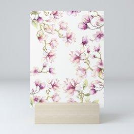 Delicate Magnolia 2 Mini Art Print
