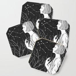 Under Stars (Aurora Aksnes) Coaster