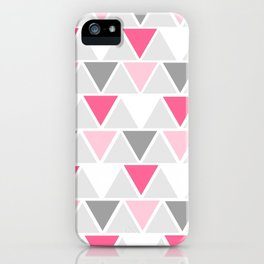 Directions - pink iPhone Case