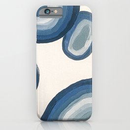 The EP Abstract Acrylic Painting iPhone Case