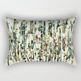 Flowr_02 Rectangular Pillow