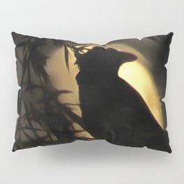 Raven Moon Pillow Sham