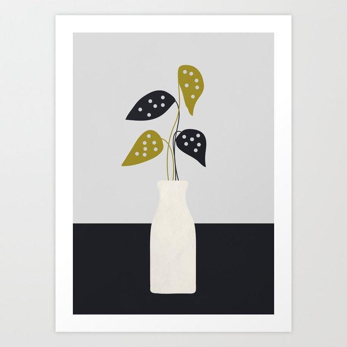 Plant 3 Kunstdrucke