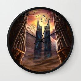 Wayward Wanderer Wall Clock