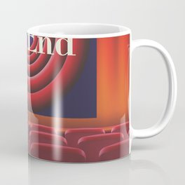 At the movies Coffee Mug