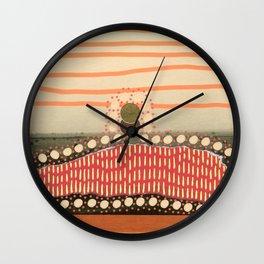 Saluti Dal Futuro 095 Wall Clock