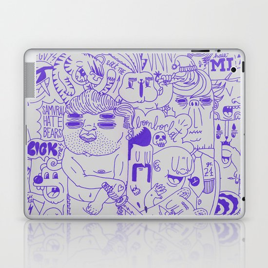 Funny Guys Laptop & iPad Skin