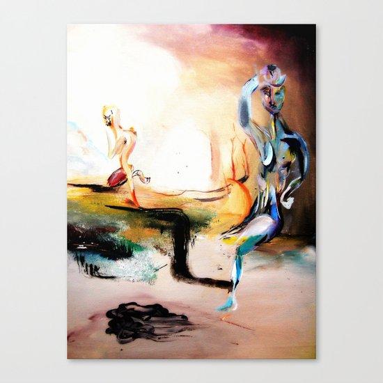 Fiends Canvas Print