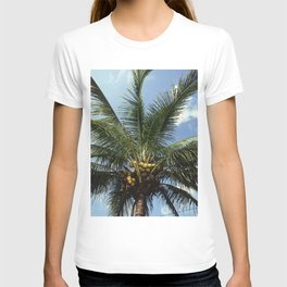 Coconut Palm Tree T-shirt