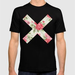 X Floral   X T-shirt