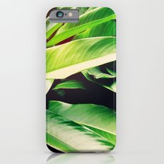 Leaves of Paradise Slim Case iPhone 6s