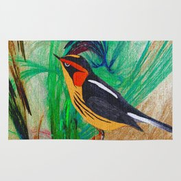Songster Rug
