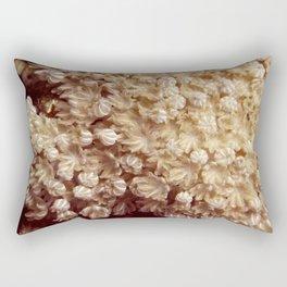 Xenia Coral Pulsing Rectangular Pillow
