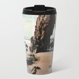 Beach Blues Travel Mug