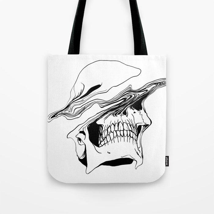 Skull (Liquify) Umhängetasche