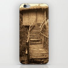 South Indian Treehouse iPhone & iPod Skin