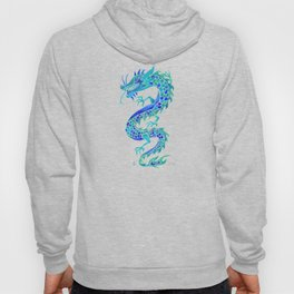 Chinese Dragon – Blue Palette Hoody