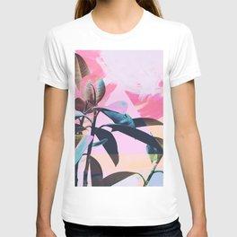 Painted Botanics T-shirt