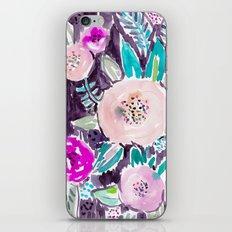 Gardens of Rockridge Floral iPhone & iPod Skin