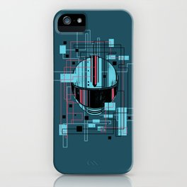 Reticent. iPhone Case